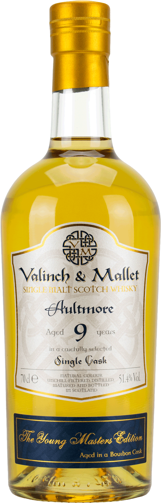 Aultmore 9 V&M